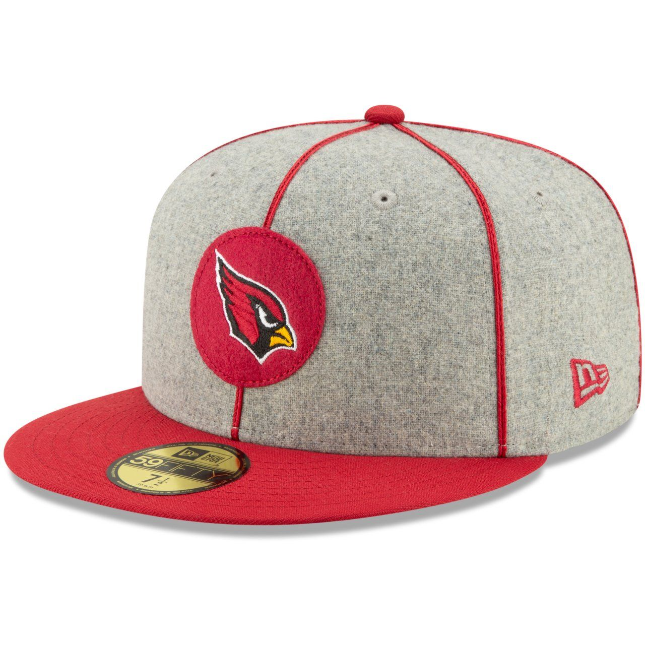 amfoo - New Era 59Fifty Cap - Sideline 30s Arizona Cardinals
