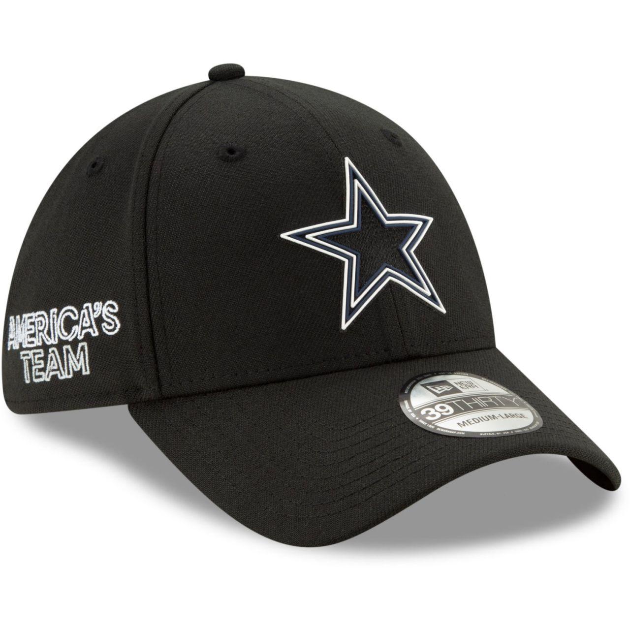 amfoo - New Era 39Thirty Cap - NFL 2020 DRAFT Dallas Cowboys