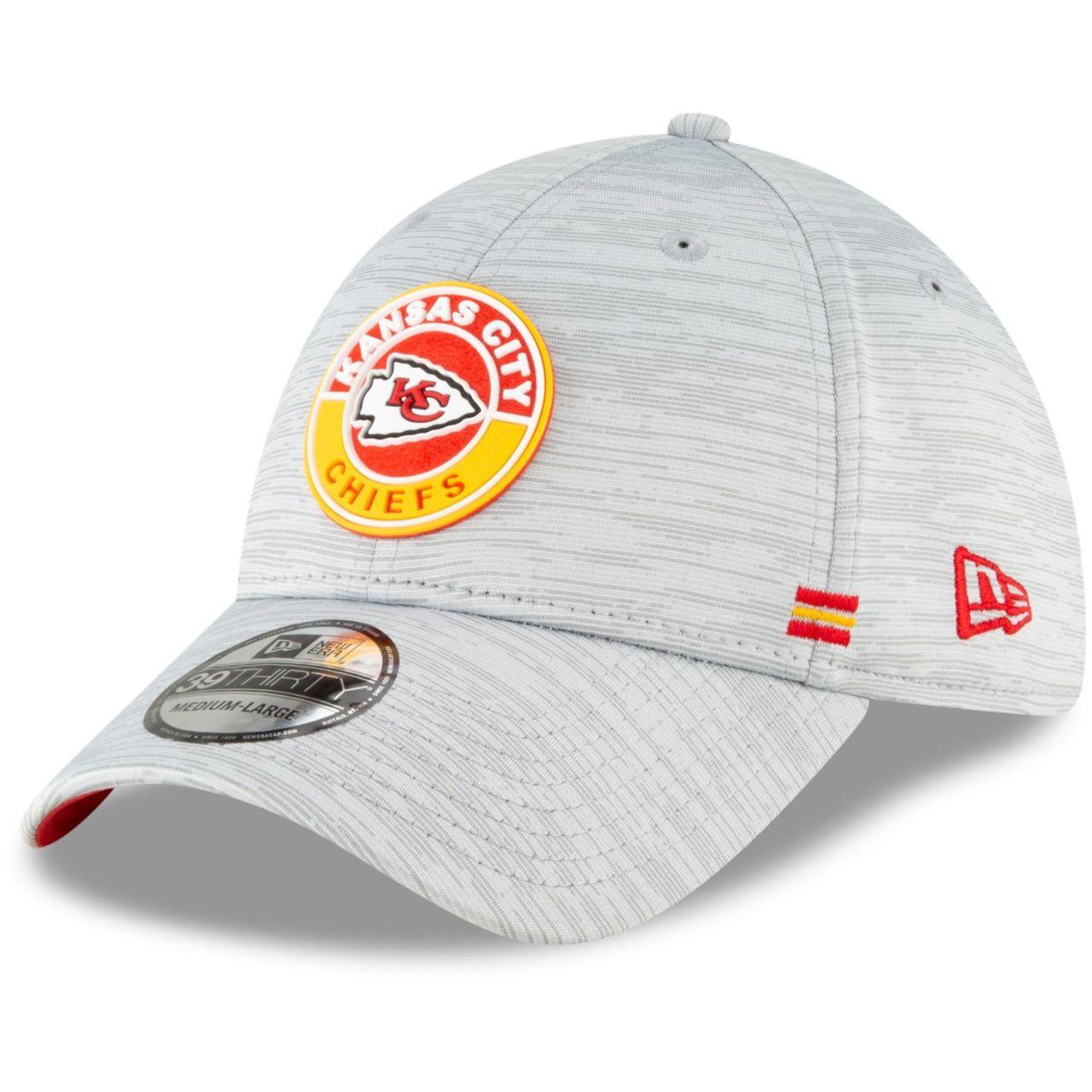 amfoo - New Era 39Thirty Cap - SIDELINE 2020 Kansas City Chiefs