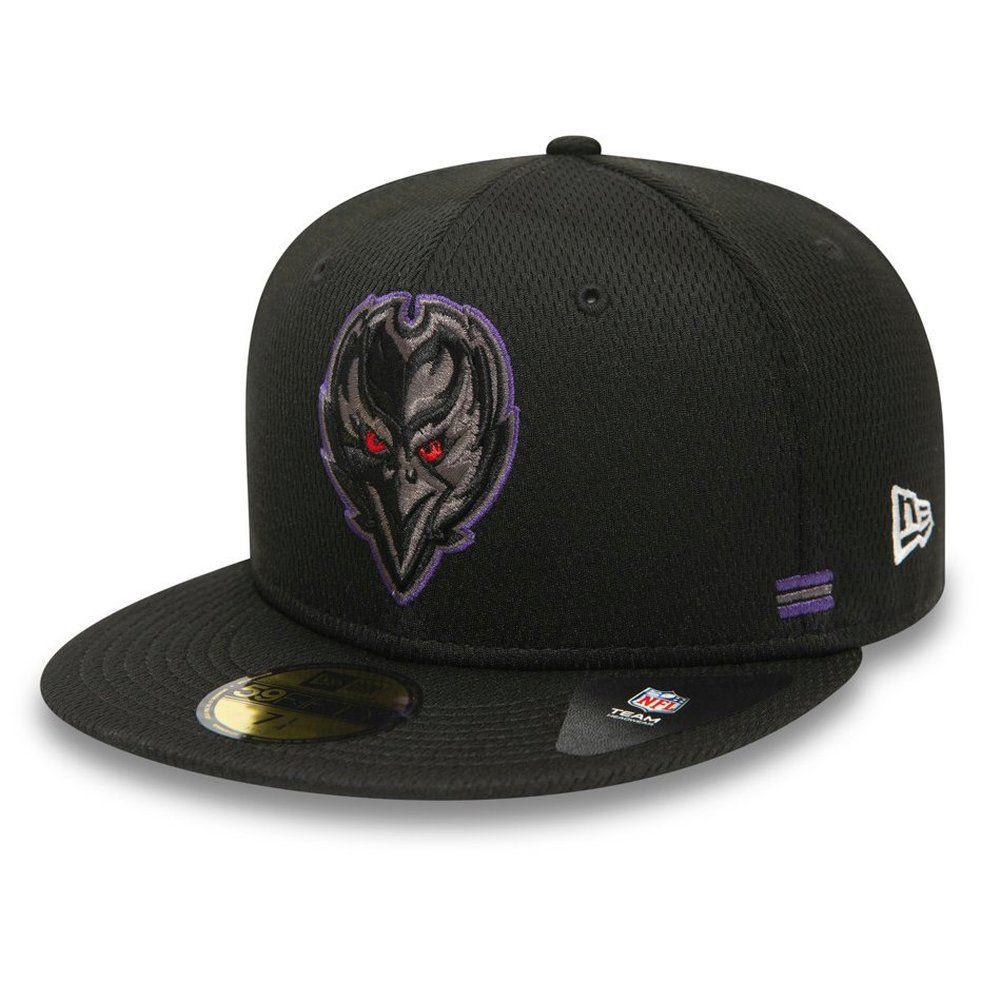 amfoo - New Era 59Fifty Fitted Cap - HOMETOWN Baltimore Ravens
