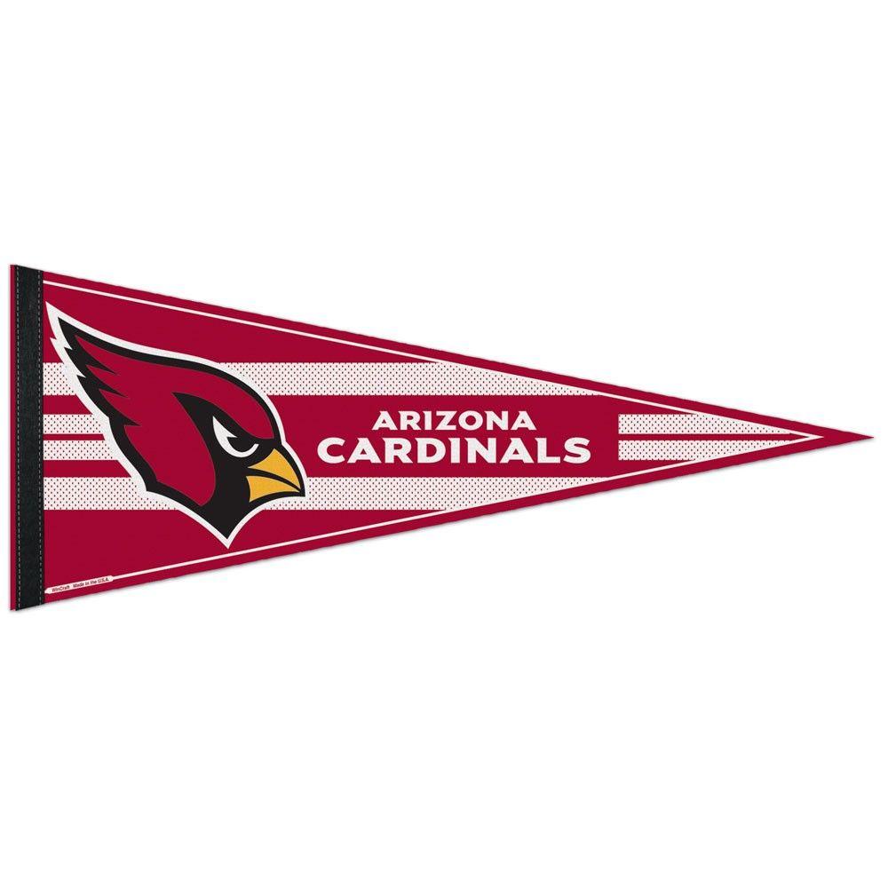 amfoo - Wincraft NFL Filz Wimpel 75x30cm - Arizona Cardinals