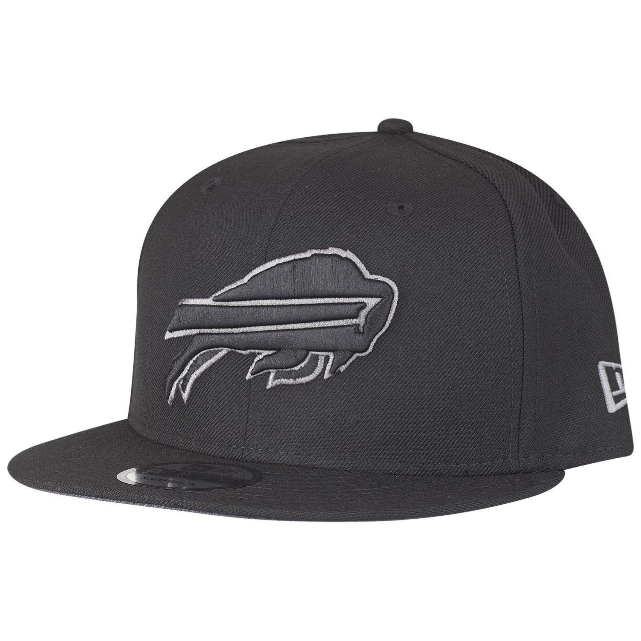 New Era 9Fifty Snapback Cap - Buffalo Bills schwarz / grau