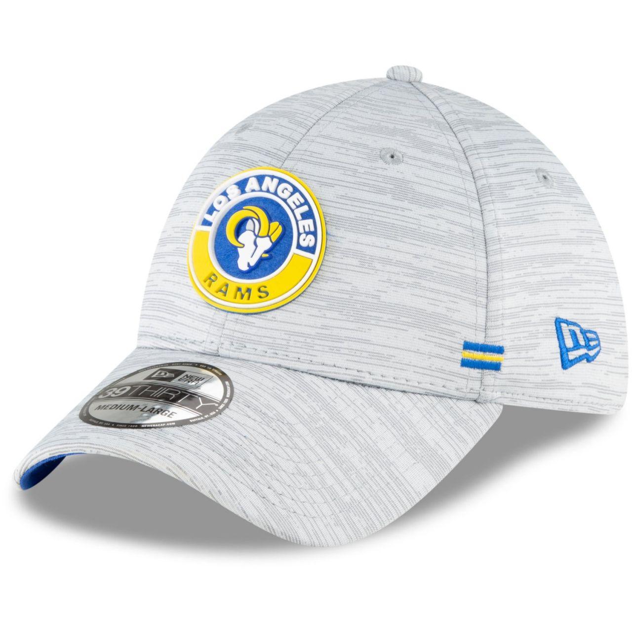 amfoo - New Era 39Thirty Cap - SIDELINE 2020 Los Angeles Rams