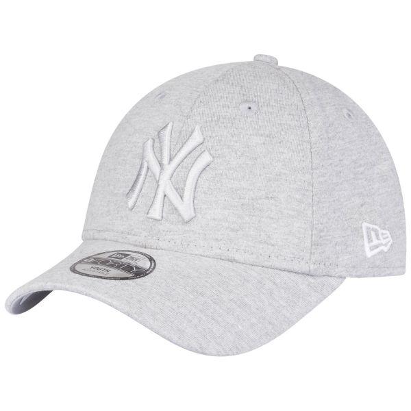 Jersey NY Yankees grau New Era 9Forty Kinder Cap