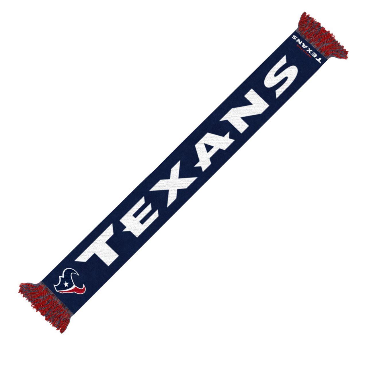 amfoo - FOCO NFL Winter Schal - WORDMARK Houston Texans