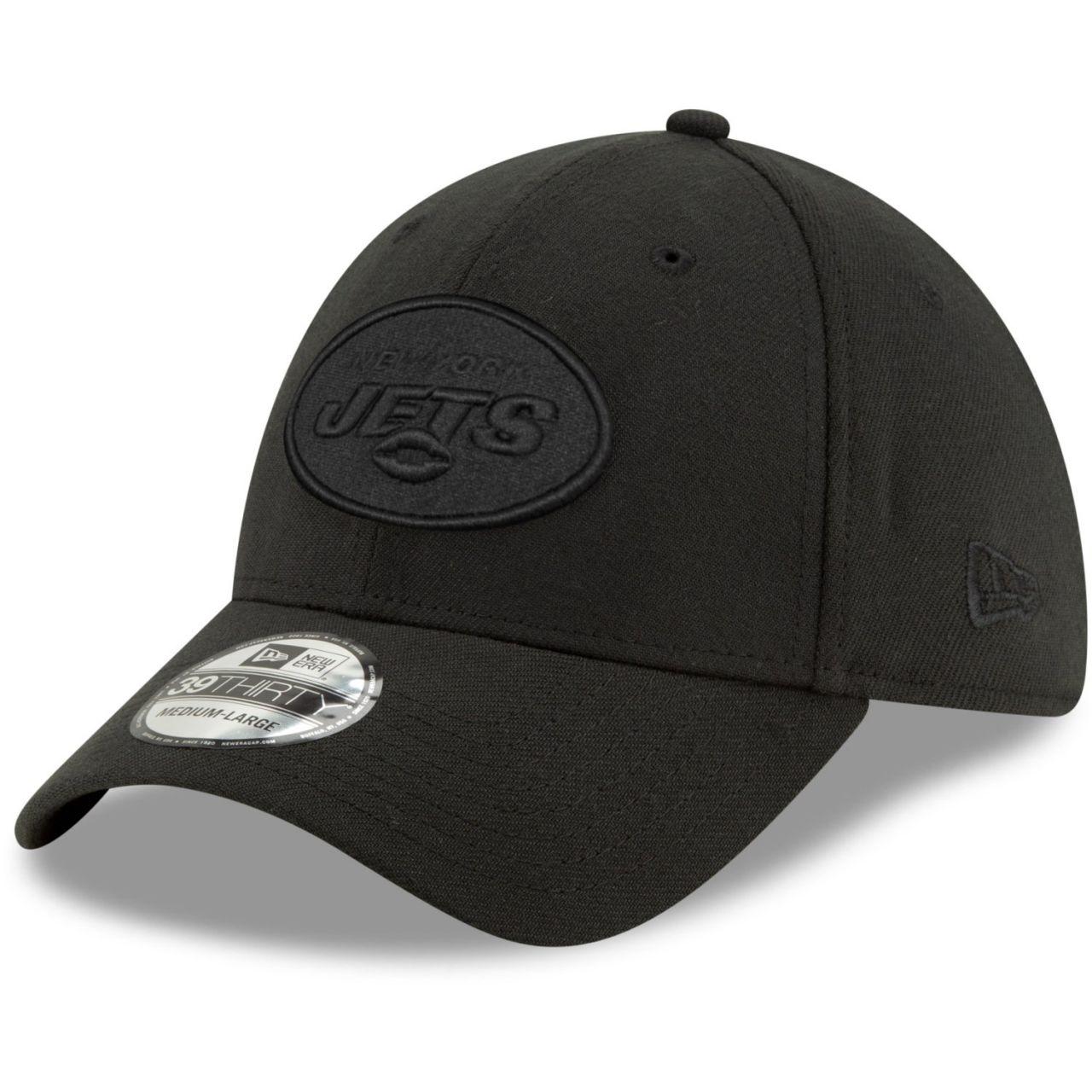 amfoo - New Era 39Thirty Stretch Cap - NFL New York Jets