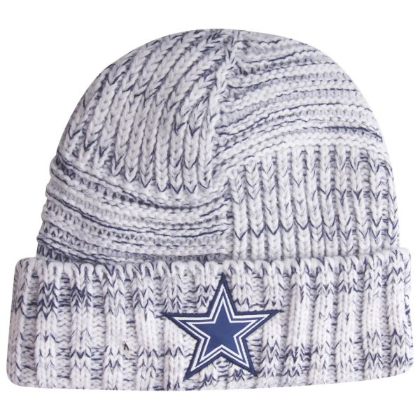 New Era Sideline 2019 Damen Strick M/ütze Dallas Cowboys