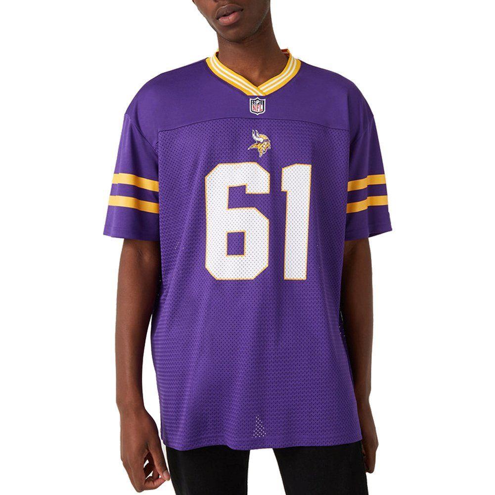 amfoo - New Era NFL Mesh Jersey Trikot - NFL Minnesota Vikings