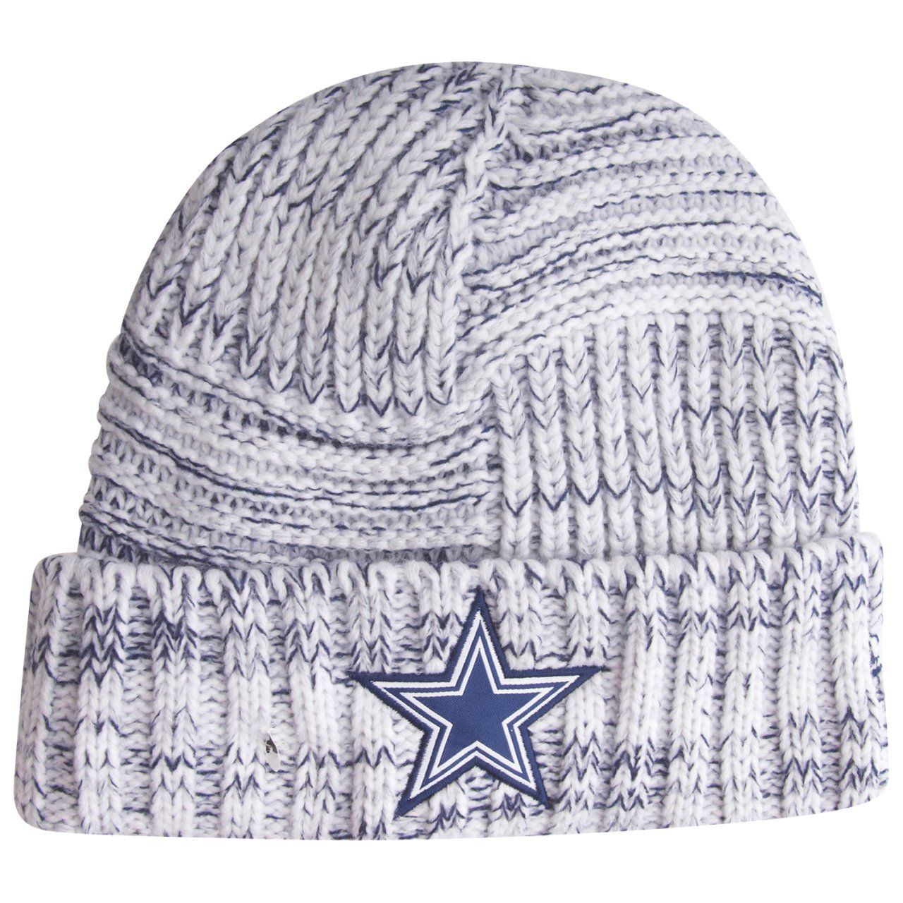 amfoo - New Era Sideline 2019 Damen Strick Mütze - Dallas Cowboys