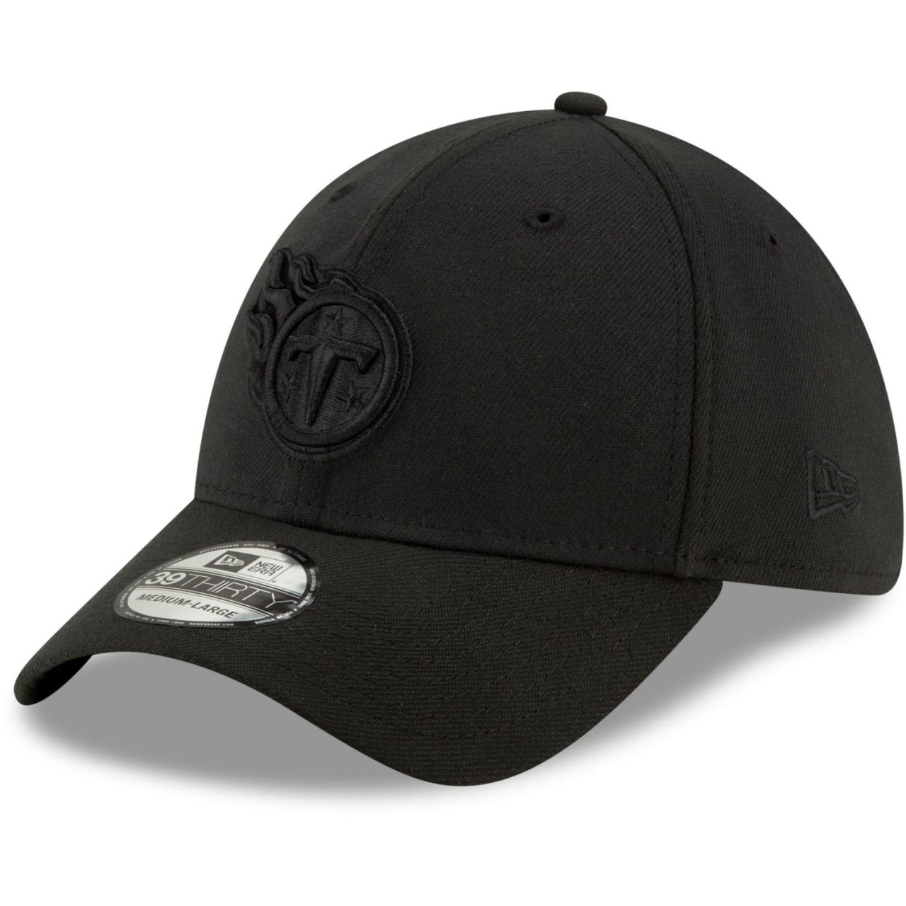 amfoo - New Era 39Thirty Stretch Cap - NFL Tennessee Titans