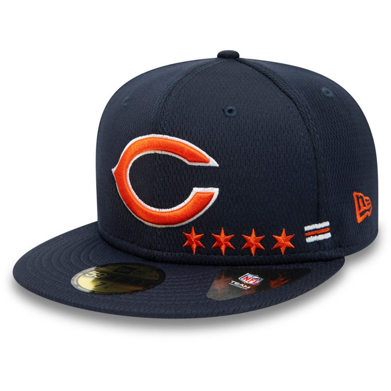 amfoo - New Era 59Fifty Fitted Cap - HOMETOWN Chicago Bears