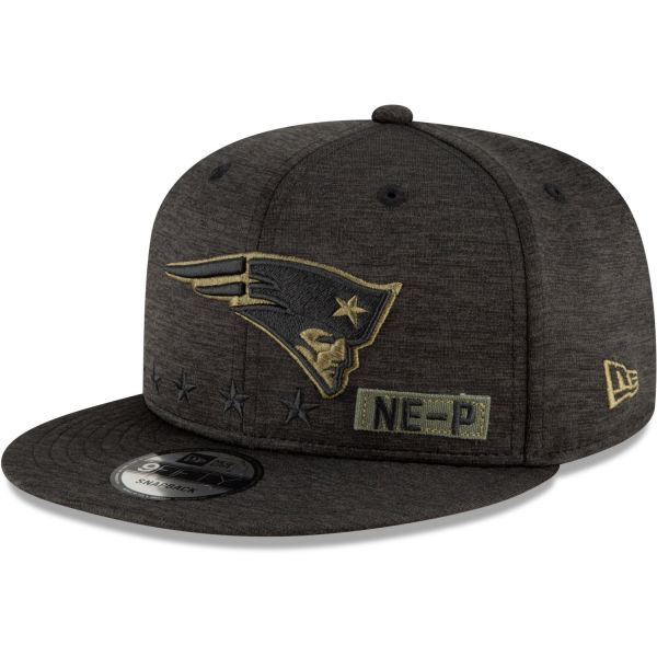 New Era 9FIFTY Cap Salute to Service New England Patriots