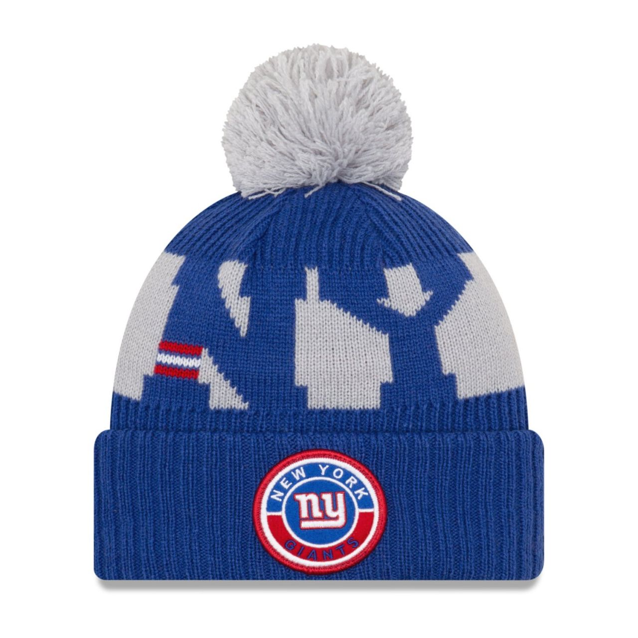 amfoo - New Era NFL ON-FIELD Sideline Kinder Mütze New York Giants