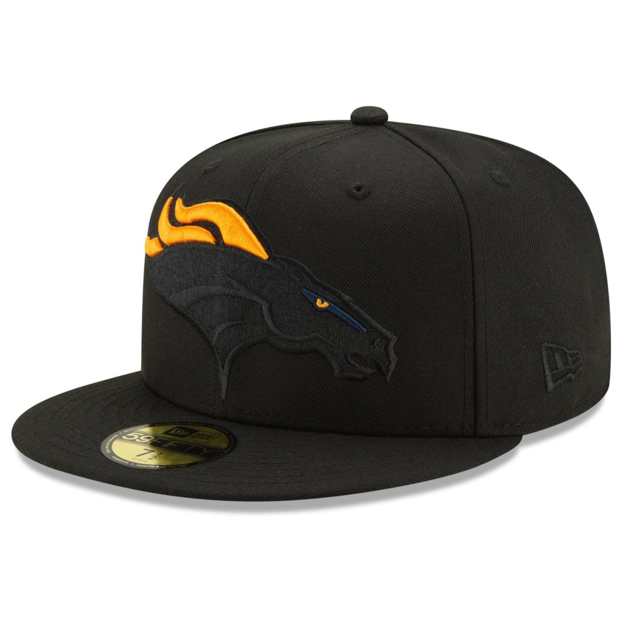 amfoo - New Era 59Fifty Fitted Cap - ELEMENTS Denver Broncos