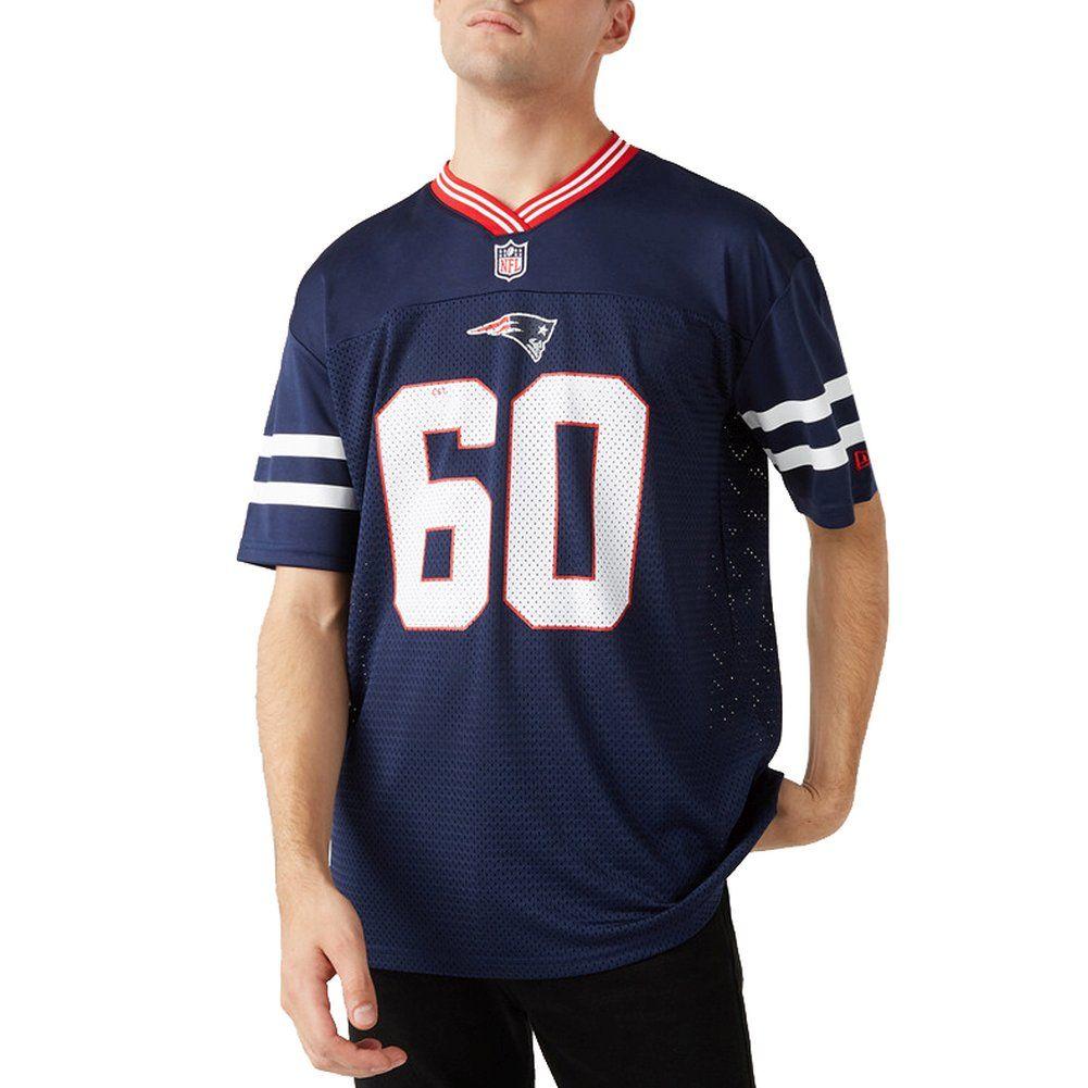 amfoo - New Era NFL Mesh Jersey Trikot - New England Patriots
