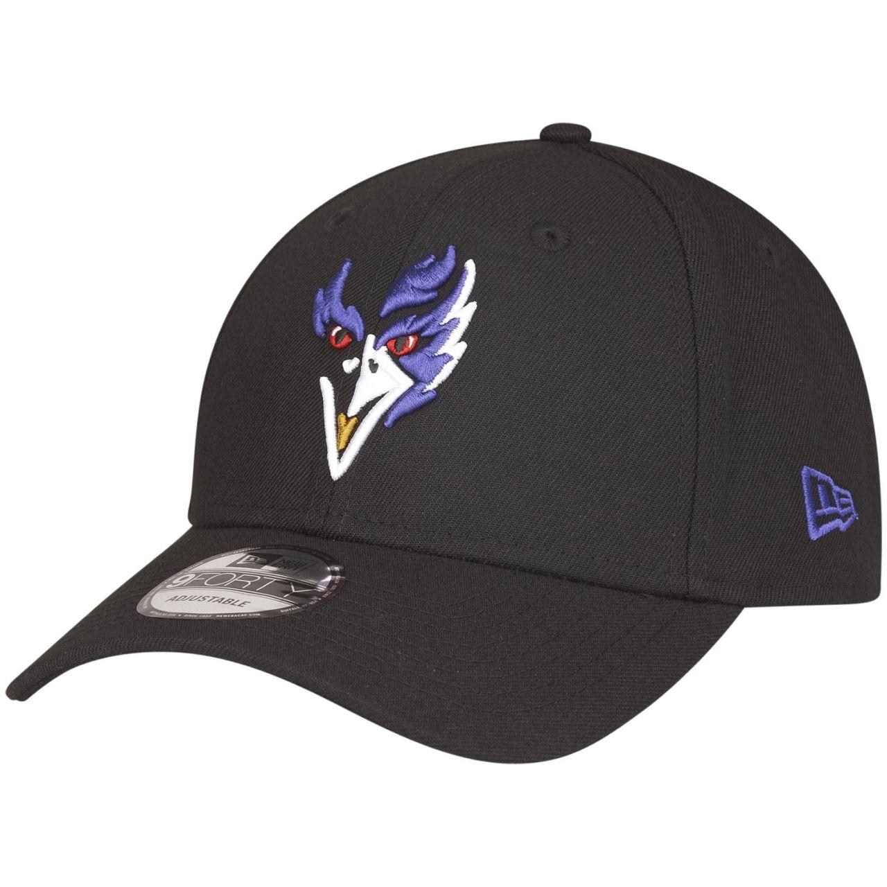 amfoo - New Era 9Forty NFL Cap - ELEMENTAL Baltimore Ravens schwarz