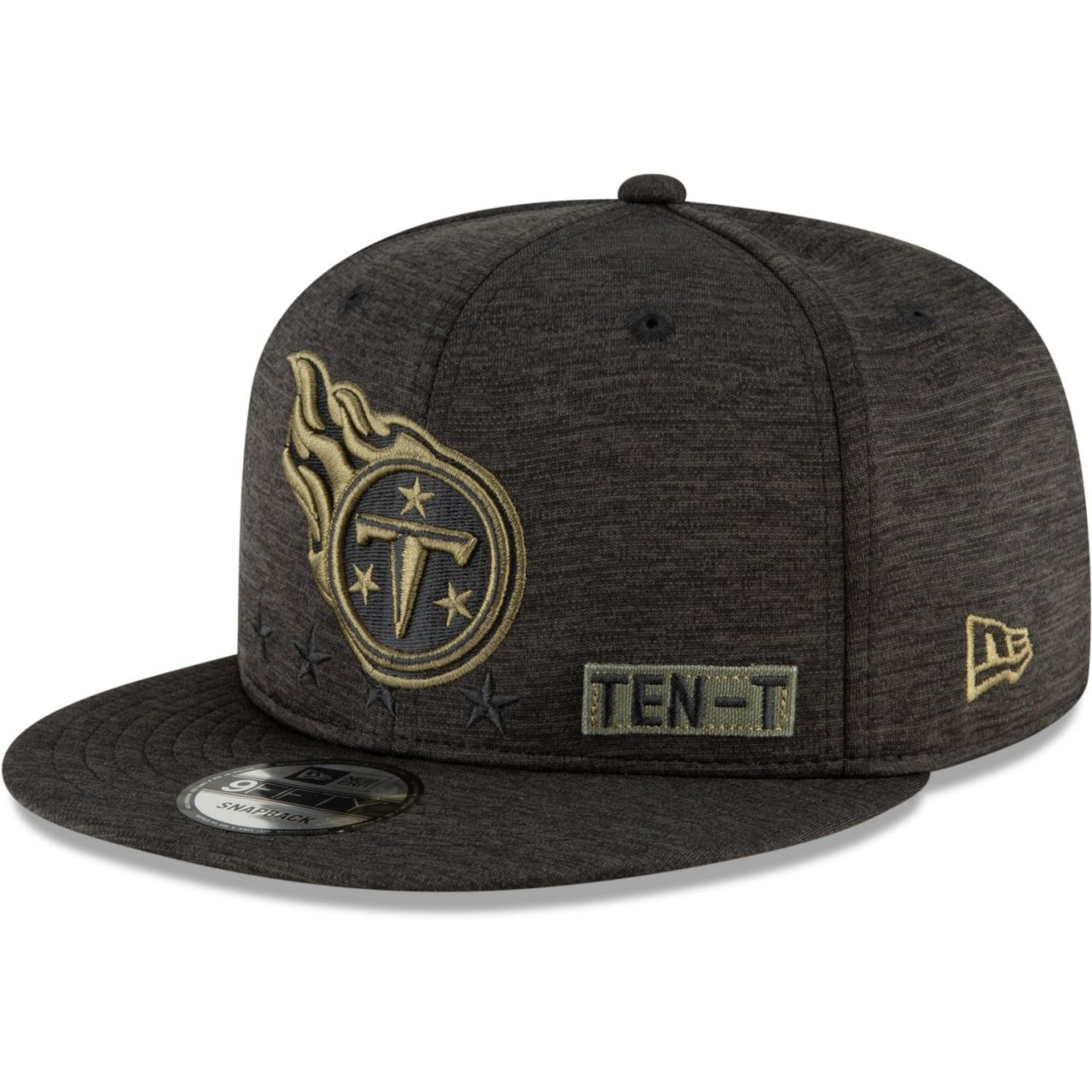 amfoo - New Era 9FIFTY Cap Salute to Service Tennessee Titans