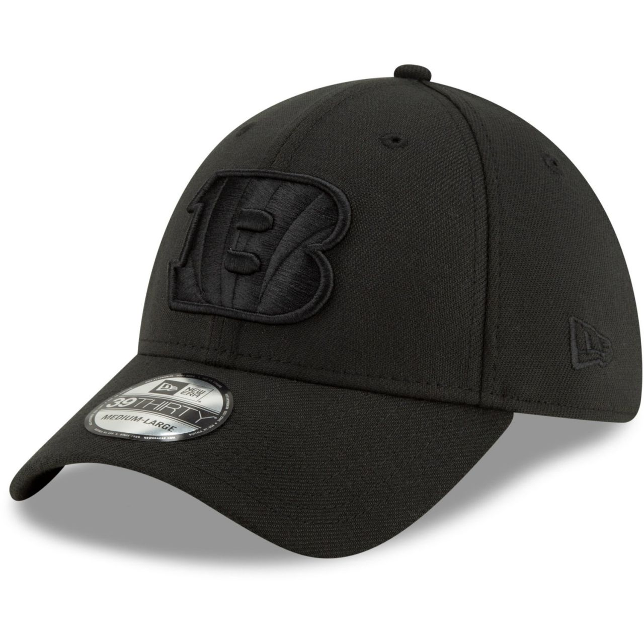 amfoo - New Era 39Thirty Stretch Cap - NFL Cincinnati Bengals
