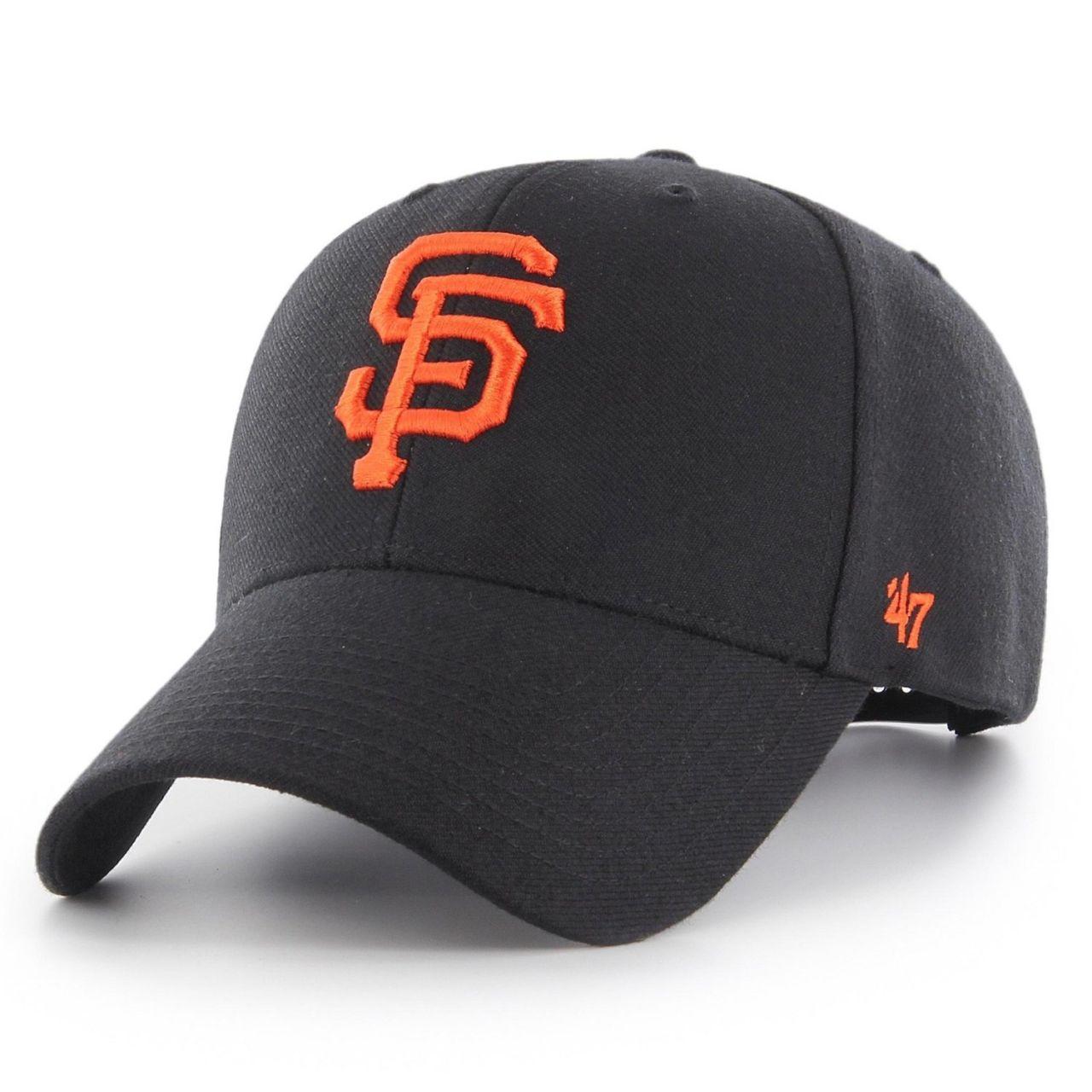 amfoo - 47 Brand Adjustable Cap - MVP San Francisco Giants schwarz