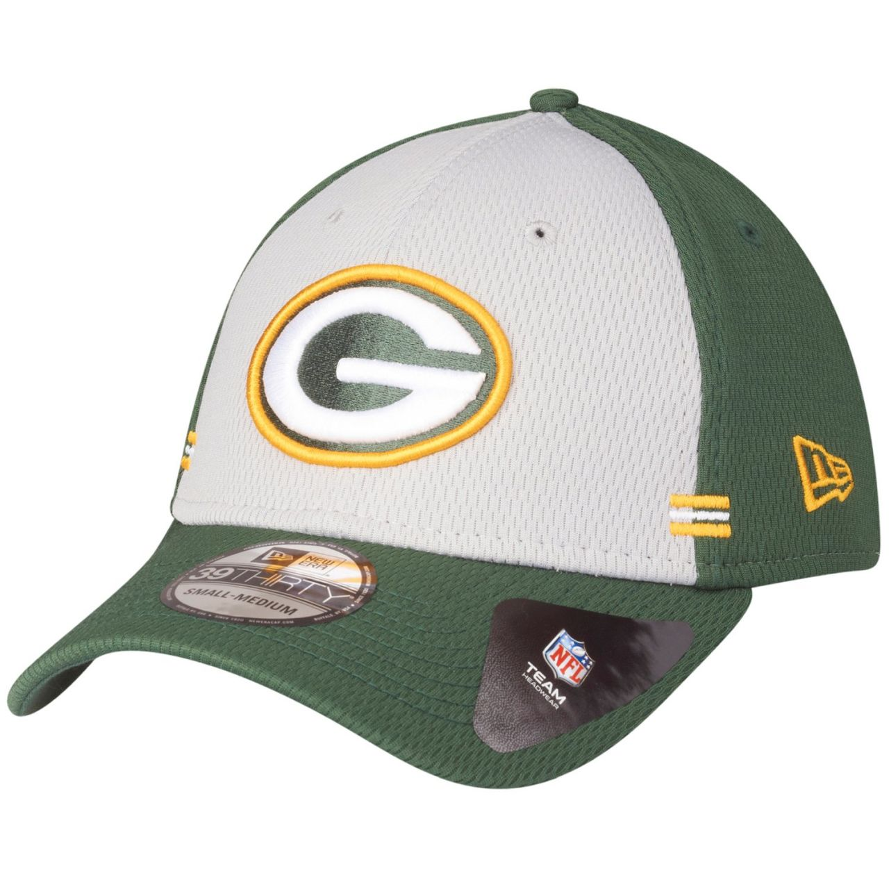 amfoo - New Era 39Thirty Cap - HOMETOWN Green Bay Packers