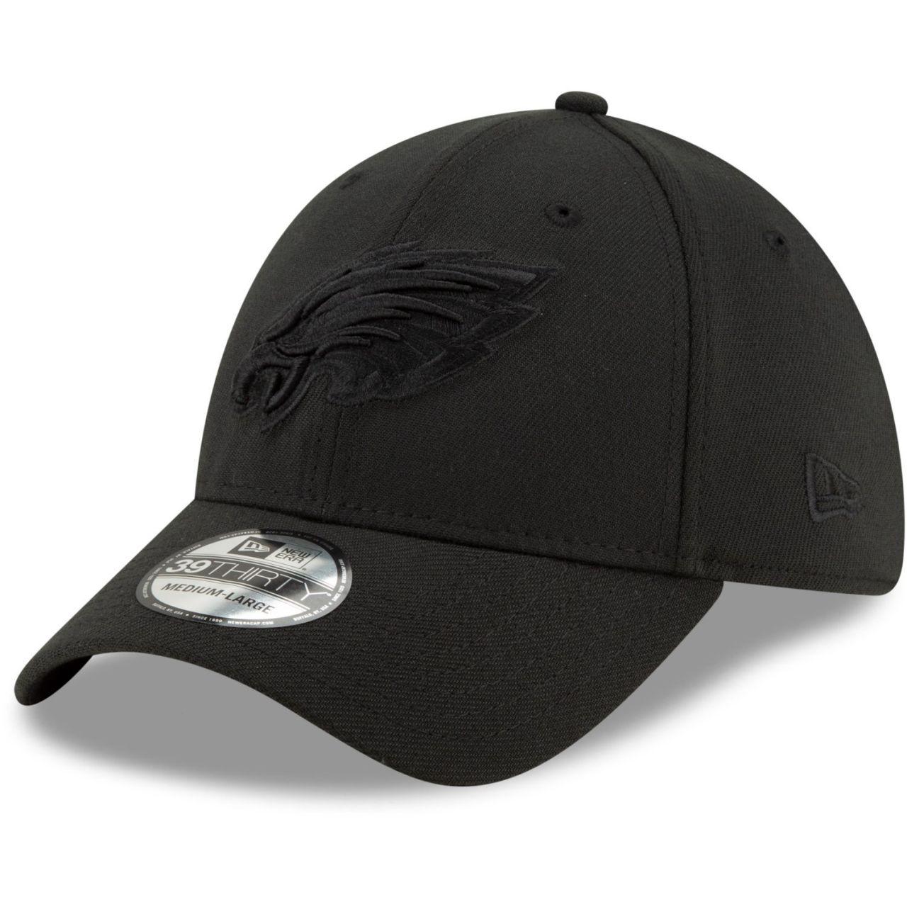 amfoo - New Era 39Thirty Stretch Cap - Philadelphia Eagles