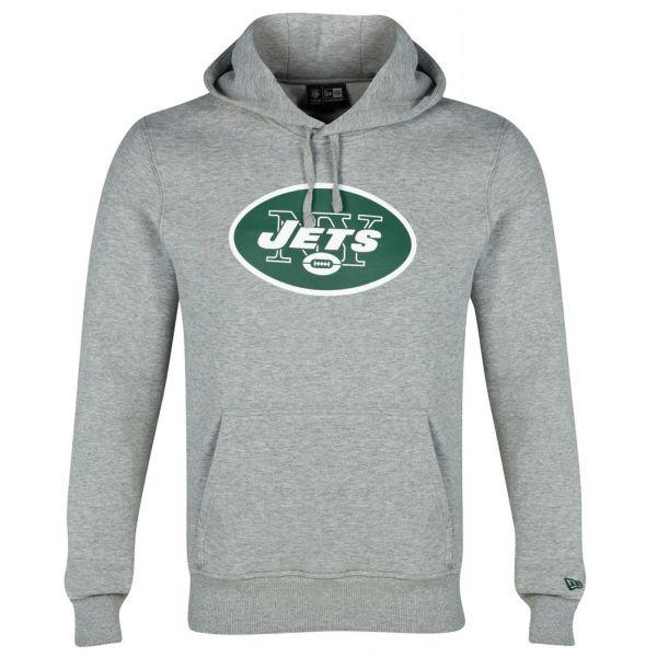 New Era Hoody - NFL New York Jets heather grau
