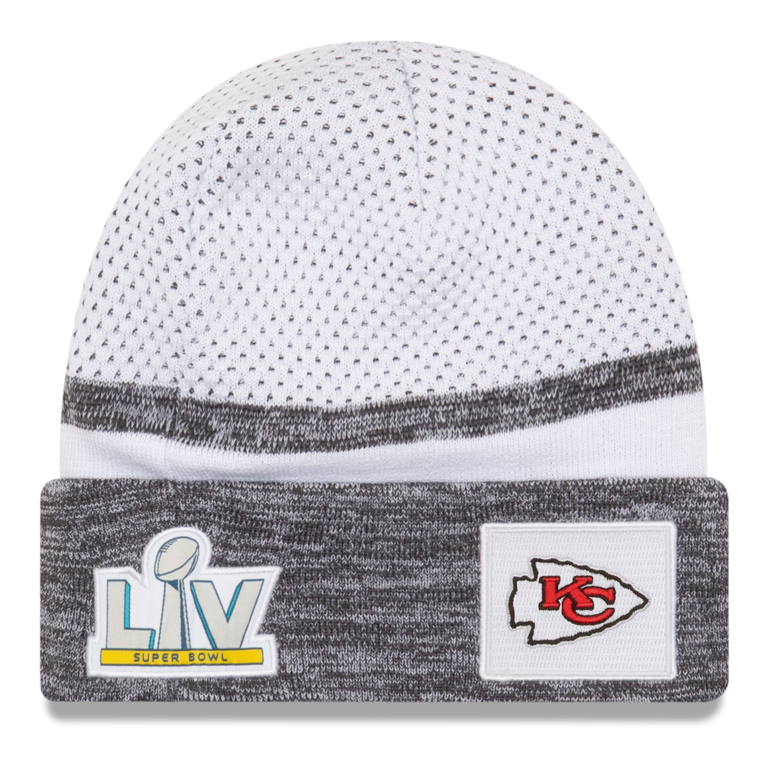New Era SUPER BOWL LV Sideline Mütze Kansas City Chiefs
