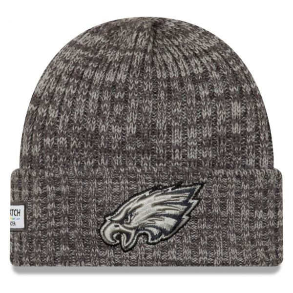 New Era NFL Strick Mütze - CRUCIAL CATCH Philadelphia Eagles