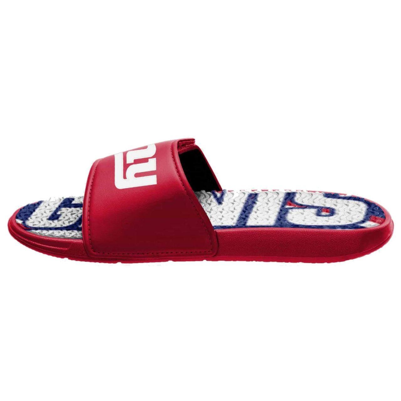 amfoo - New York Giants Badelatschen NFL GEL Sport Slides