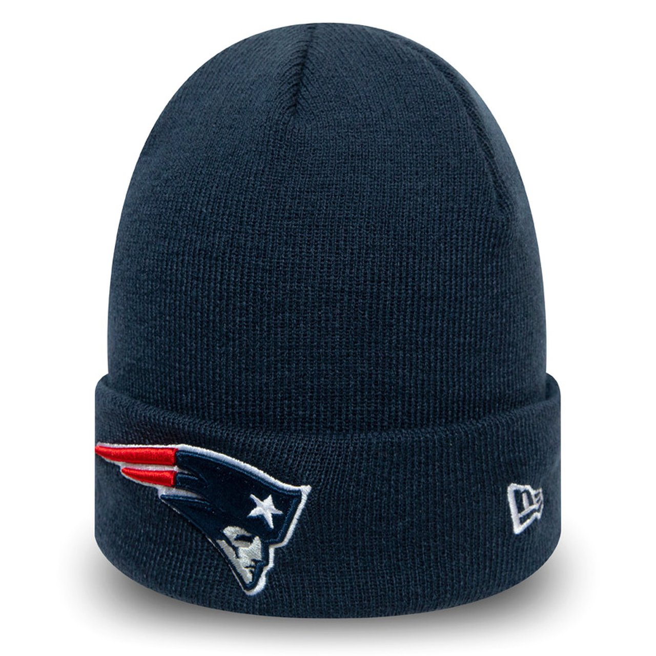 New Era Strick Winterm/ütze Skull Beanie New England Patriots