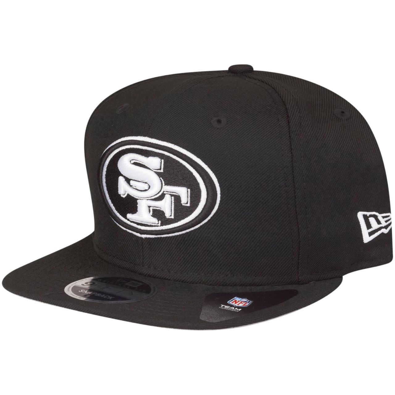 amfoo - New Era Original-Fit Snapback Cap - San Francisco 49ers