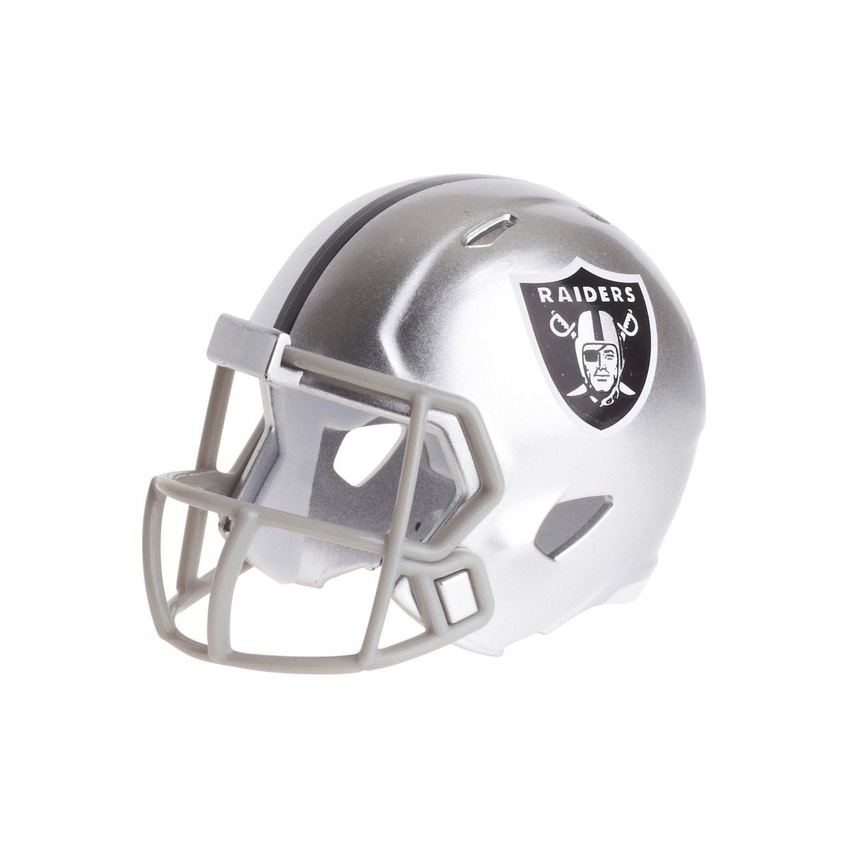 amfoo - Riddell Speed Pocket Football Helm - NFL Las Vegas Raiders