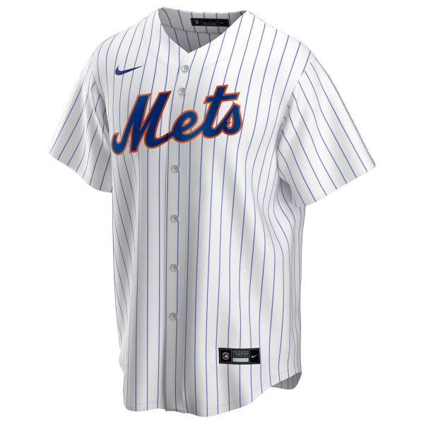 Nike New York Mets Home Baseball Jersey Trikot