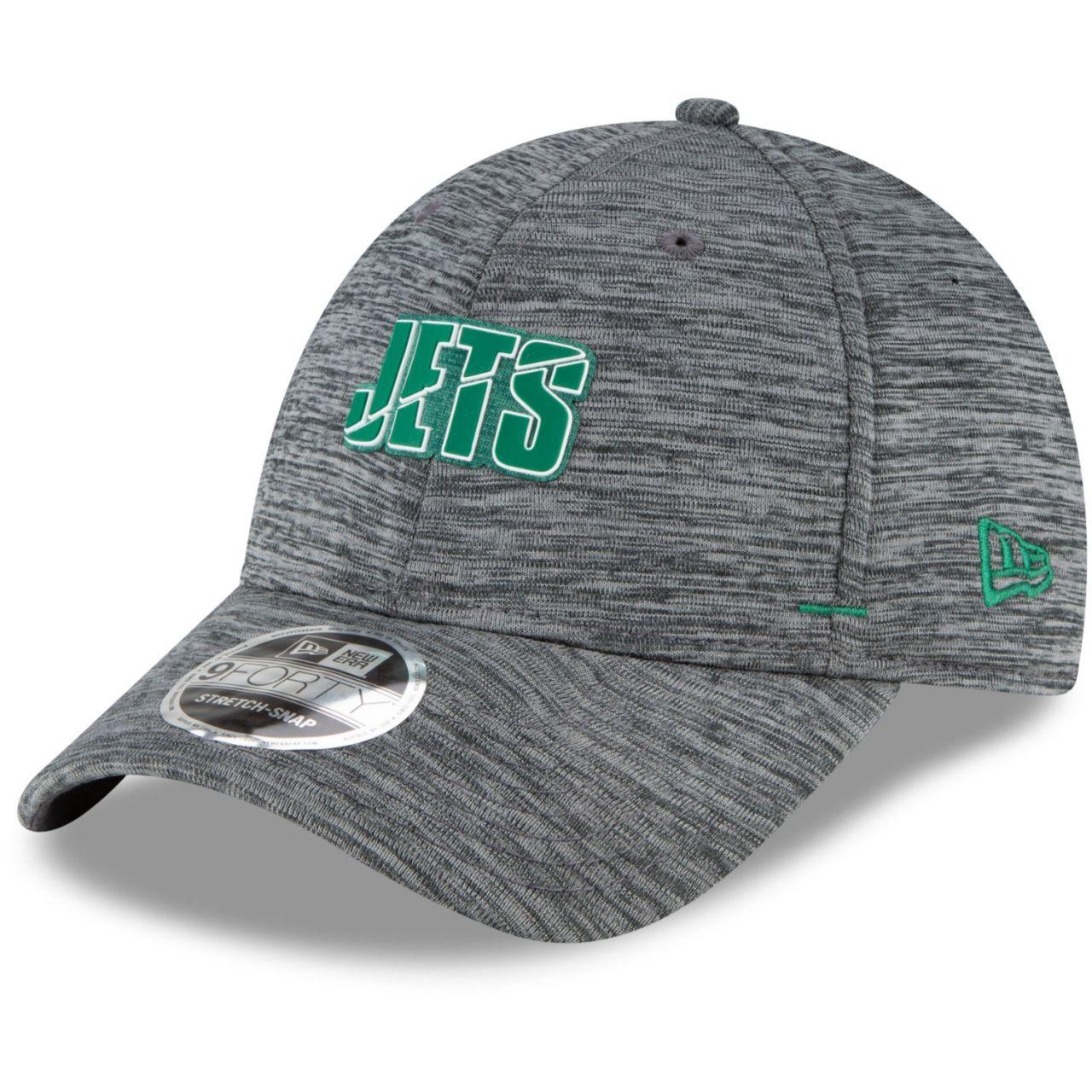 amfoo - New Era 9FORTY Stretch Cap - NFL CAMP New York Jets