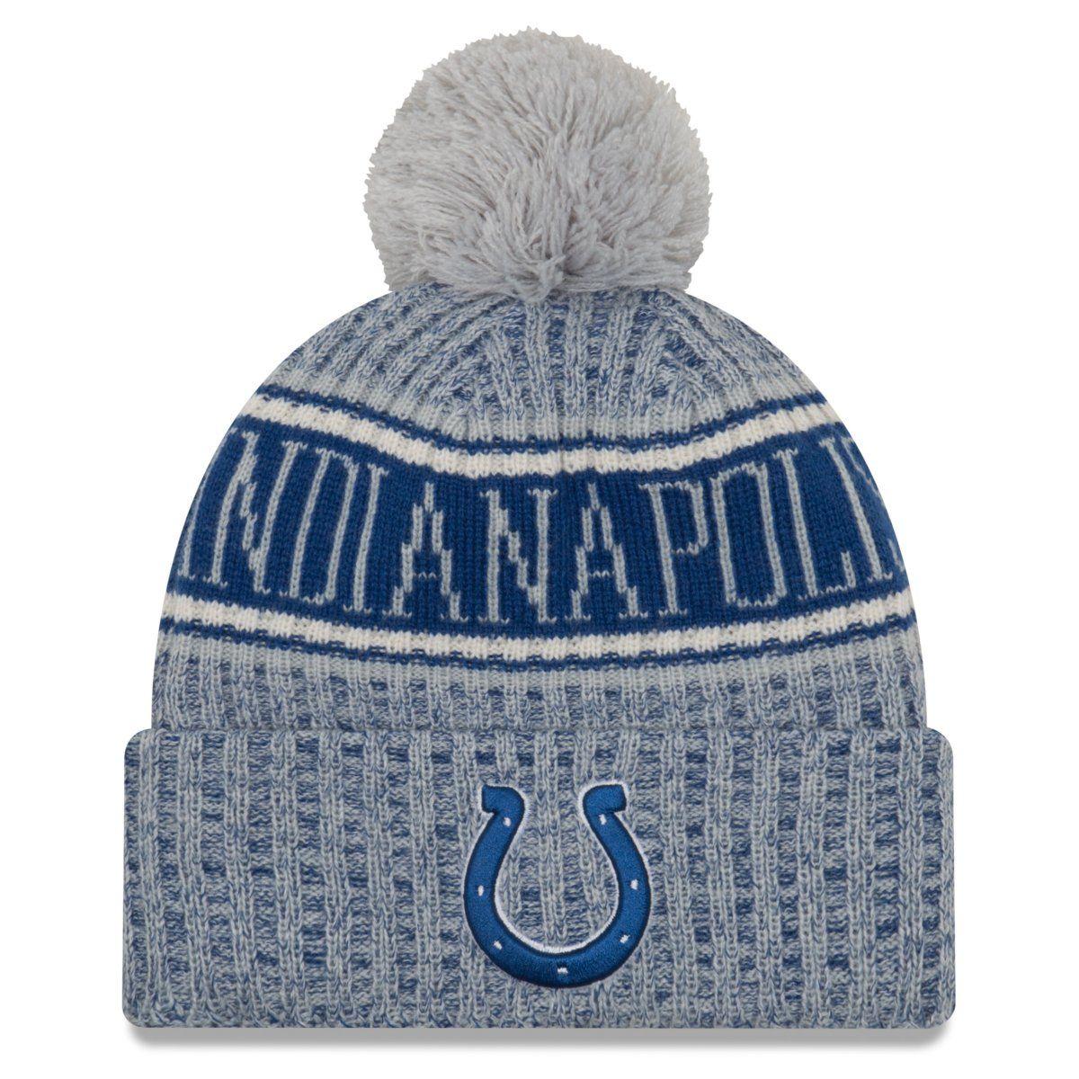 amfoo - New Era NFL Sideline Reverse Mütze - Indianapolis Colts