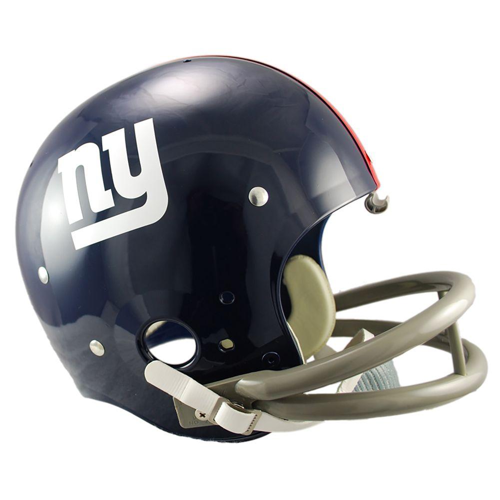 amfoo - Riddell TK Replica Football Helm - New York Giants 1961-74