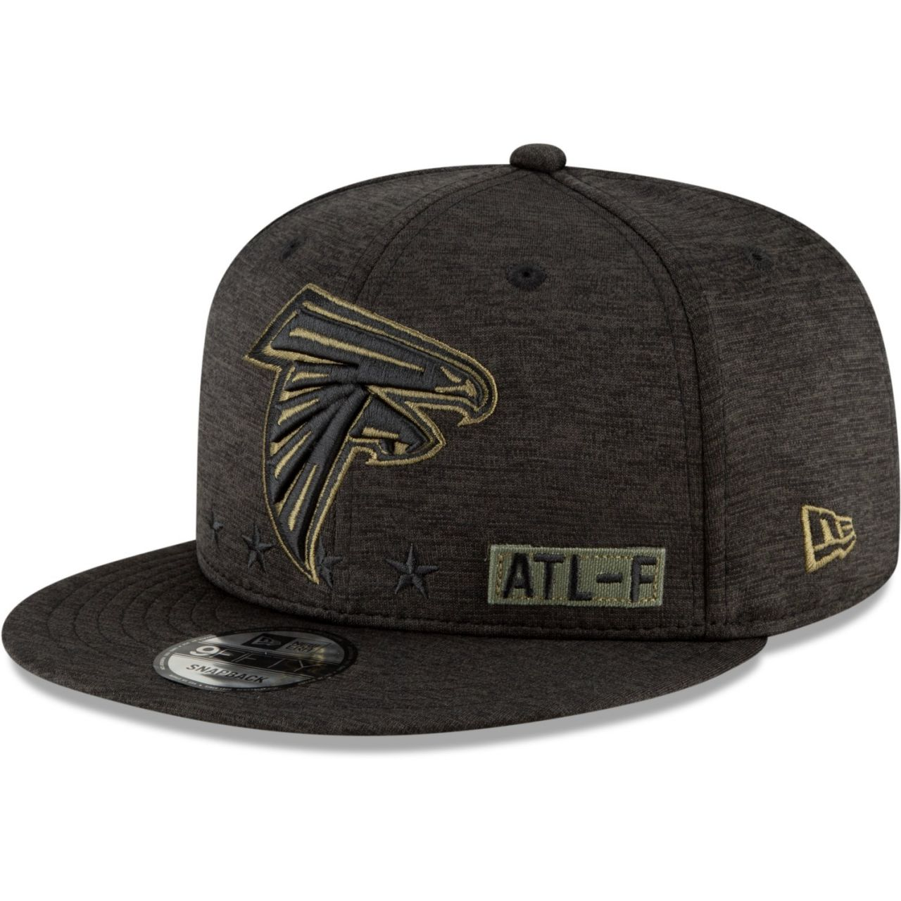 amfoo - New Era 9FIFTY Cap Salute to Service Atlanta Falcons