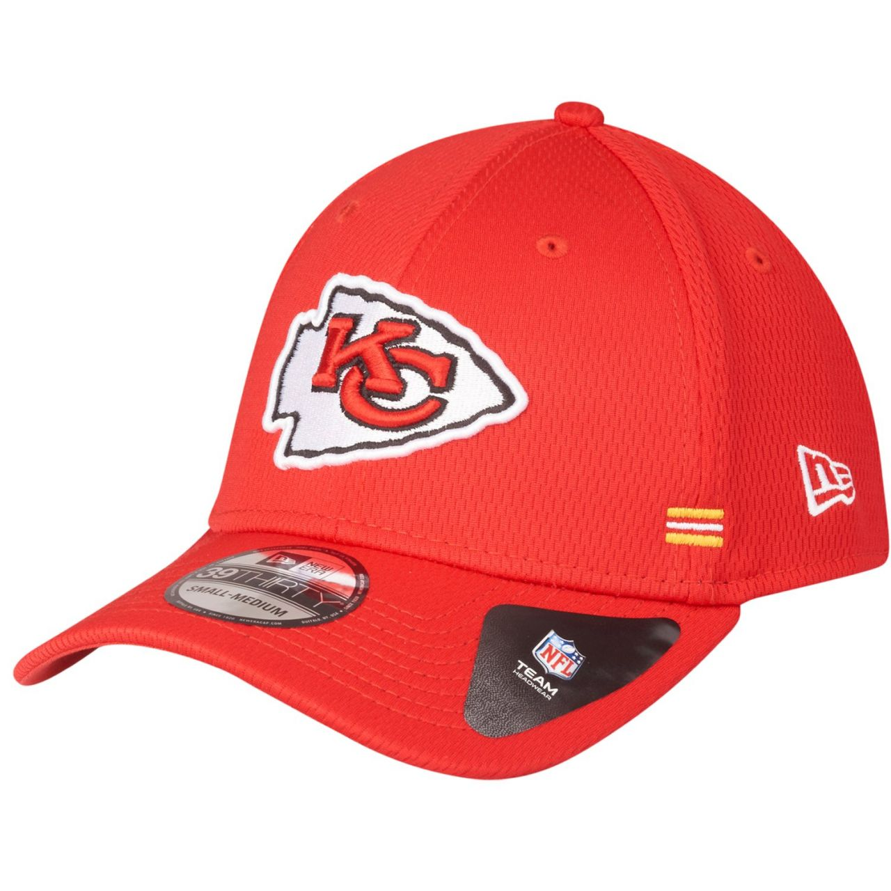 amfoo - New Era 39Thirty Cap - HOMETOWN Kansas City Chiefs