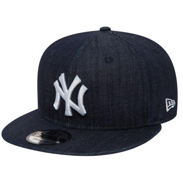New Era 9Fifty Snapback Cap - DENIM New York Yankees navy