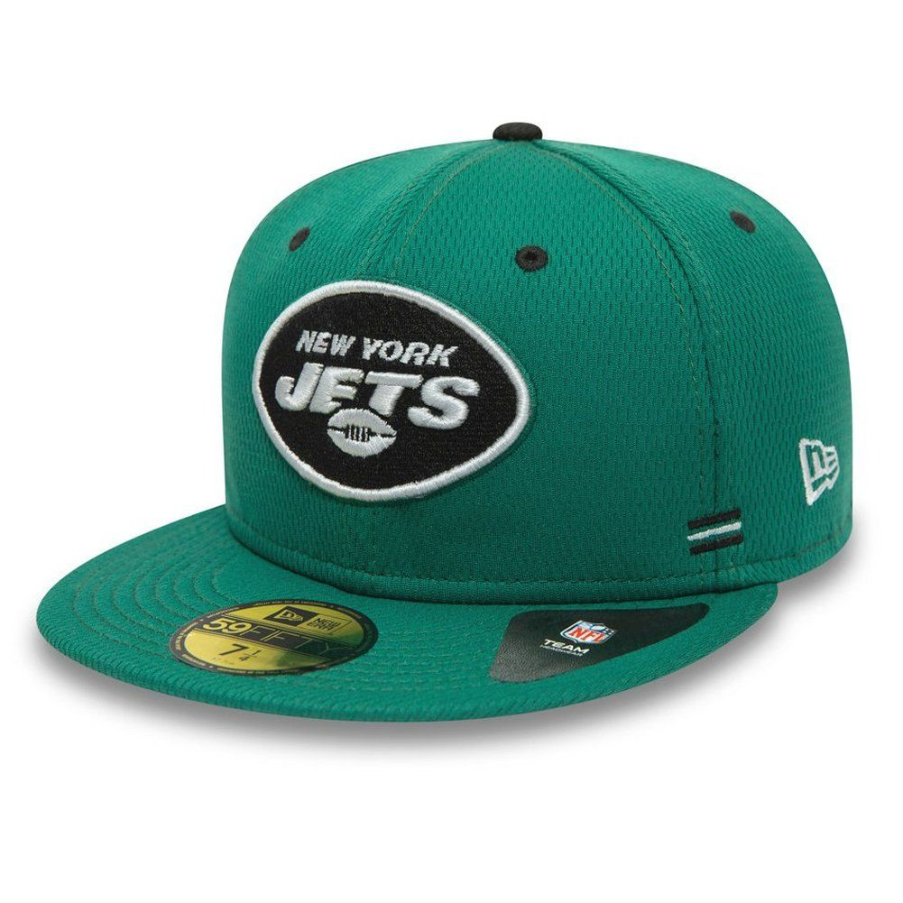 amfoo - New Era 59Fifty Fitted Cap - HOMETOWN New York Jets