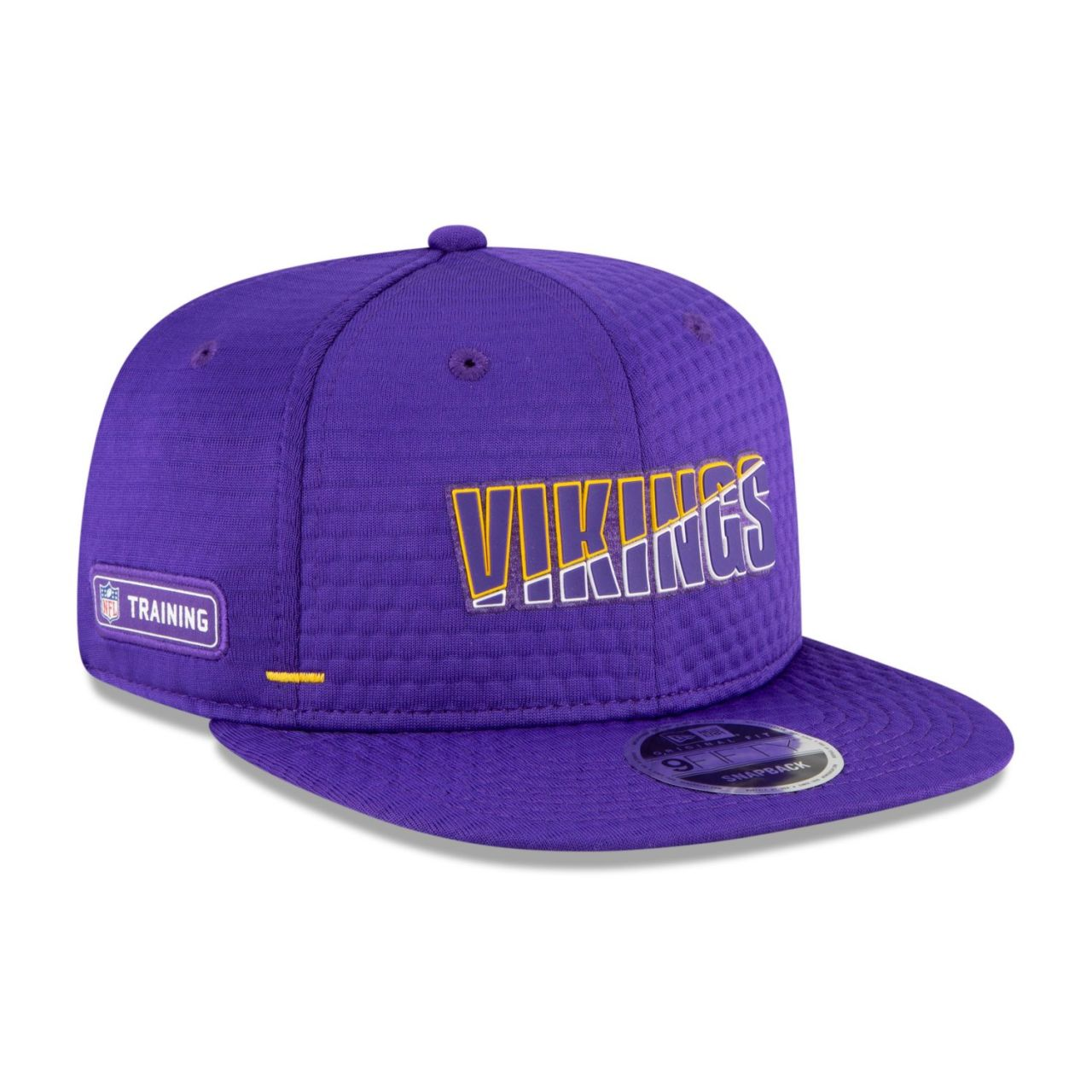 amfoo - New Era Snapback KINDER Cap - NFL CAMP Minnesota Vikings