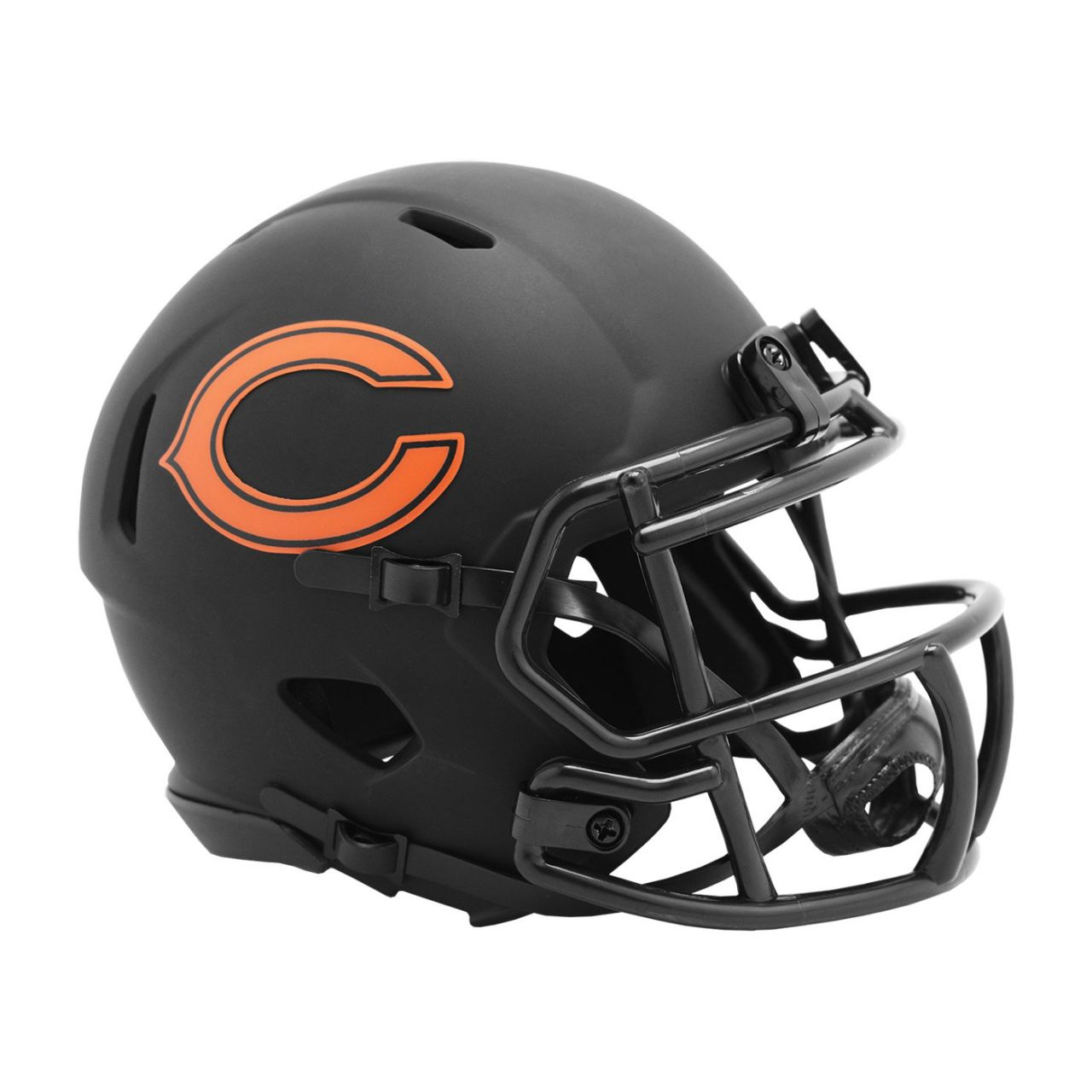 amfoo - Riddell Speed Mini Football Helm - ECLIPSE Chicago Bears
