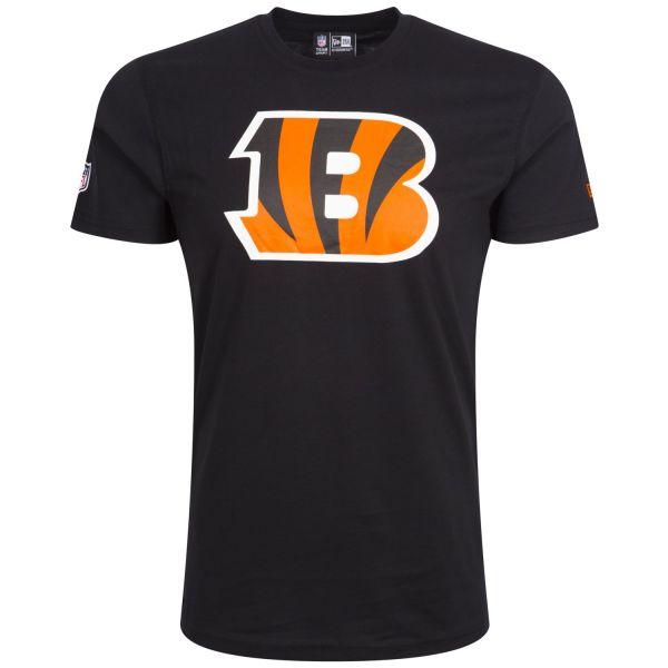 New Era Basic Shirt - NFL Cincinnati Bengals schwarz