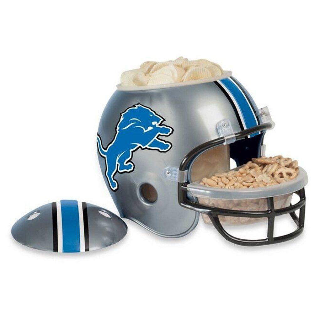 amfoo - Wincraft Snacks Helm - NFL Detroit Lions