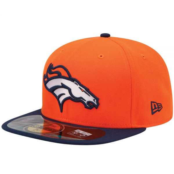 New Era Cap - NFL ON FIELD Denver Broncos orange