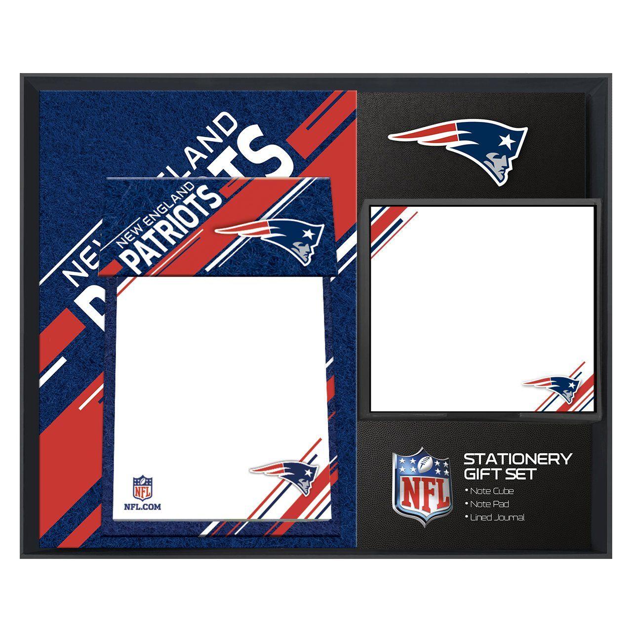 amfoo - Turner NFL New England Patriots Schreibtisch Notiz Set