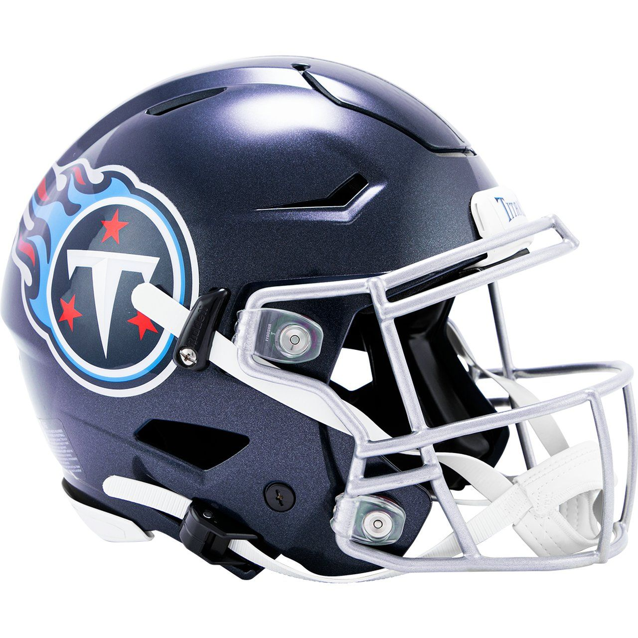amfoo - Riddell Authentic SpeedFlex Helm - NFL Tennessee Titans