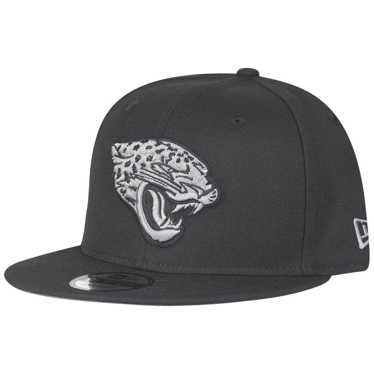 amfoo - New Era 9Fifty Snapback Cap - Jacksonville Jaguars schwarz
