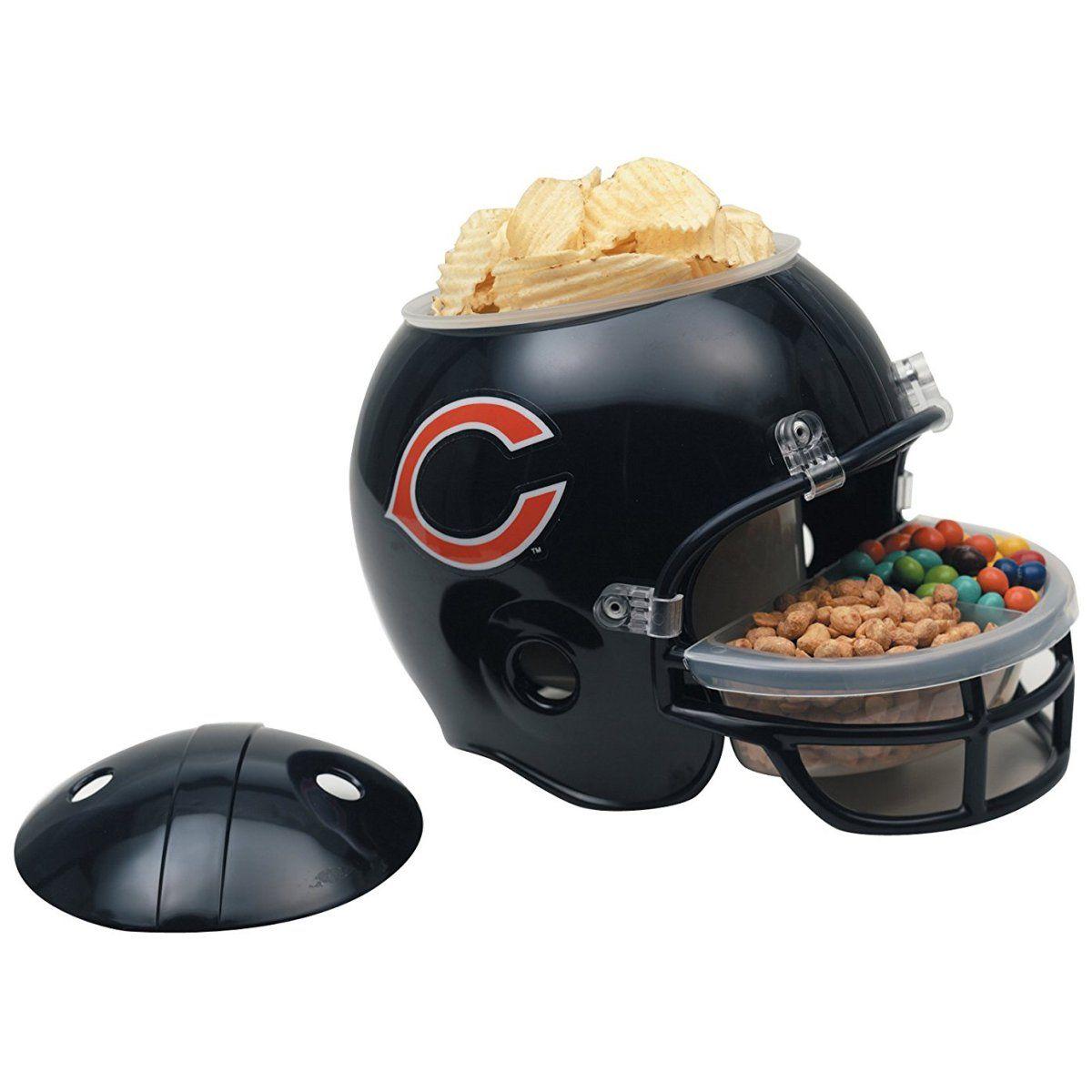 amfoo - Wincraft Snacks Helm - NFL Chicago Bears