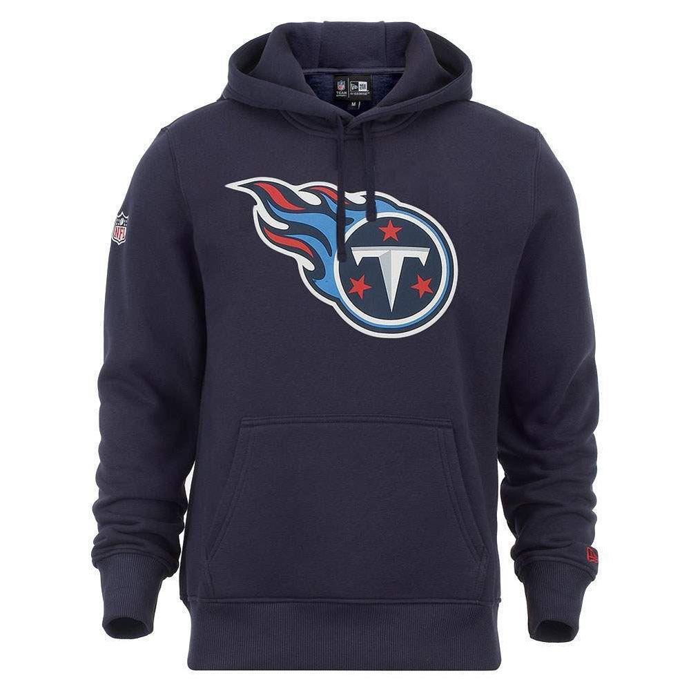 amfoo - New Era Hoody - NFL Tennessee Titans navy